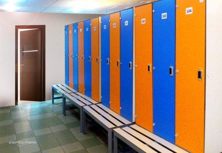 шкафчики для общественных помещений