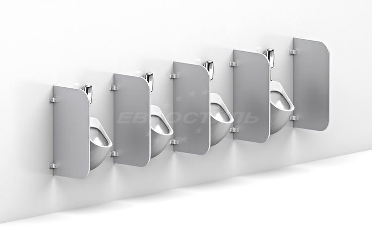 Писсуарные ширмы для общественных туалетов