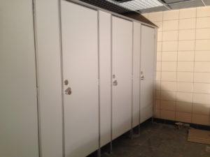 кабинки туалетные