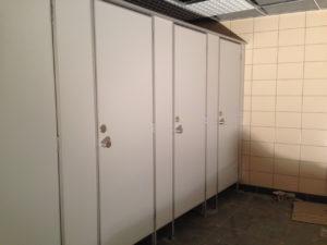 сантехнические кабины на стадион