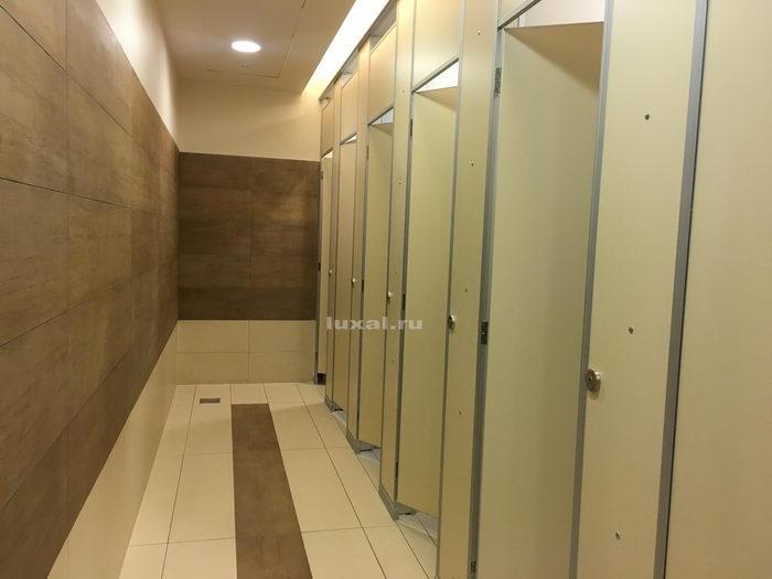 ТЦ Галерея фото туалетных кабинок