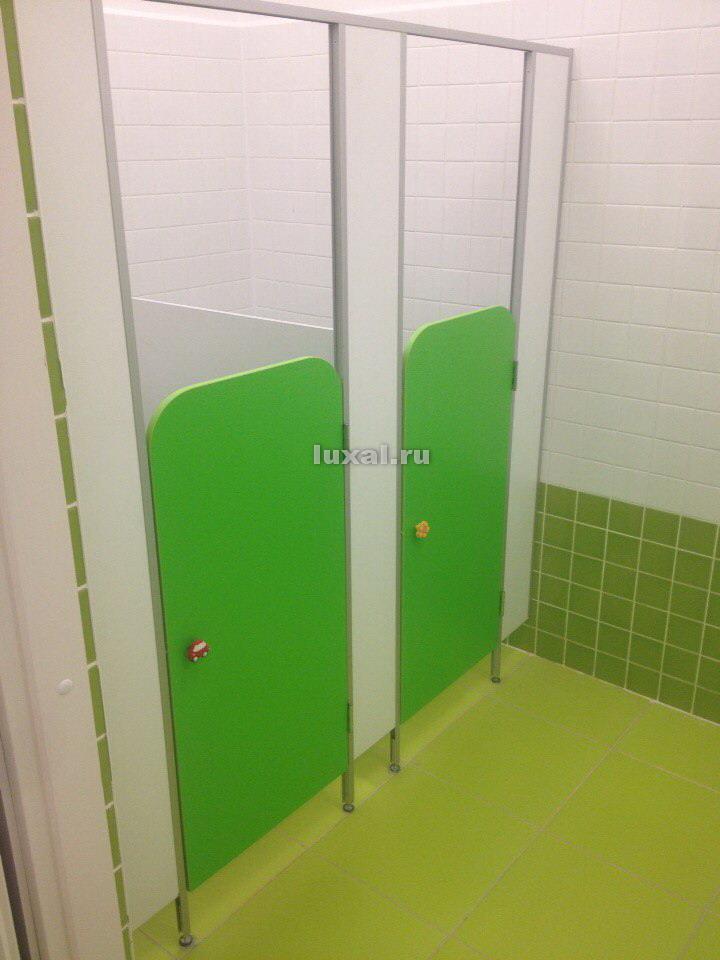 оборудование туалетных комнат в ДОУ