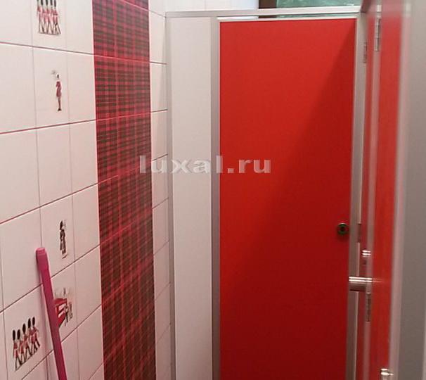 перегородки общественных туалетов