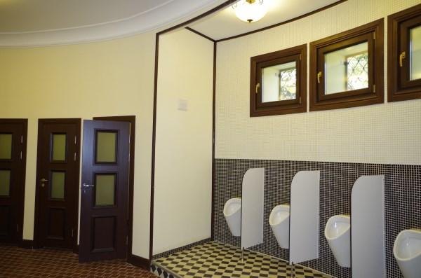 требования к общественным туалетам