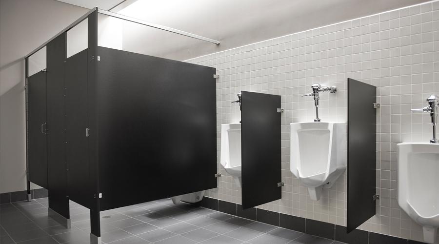 фото офисного туалета