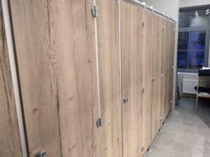 Перегородки туалетные Премиум Евростиль